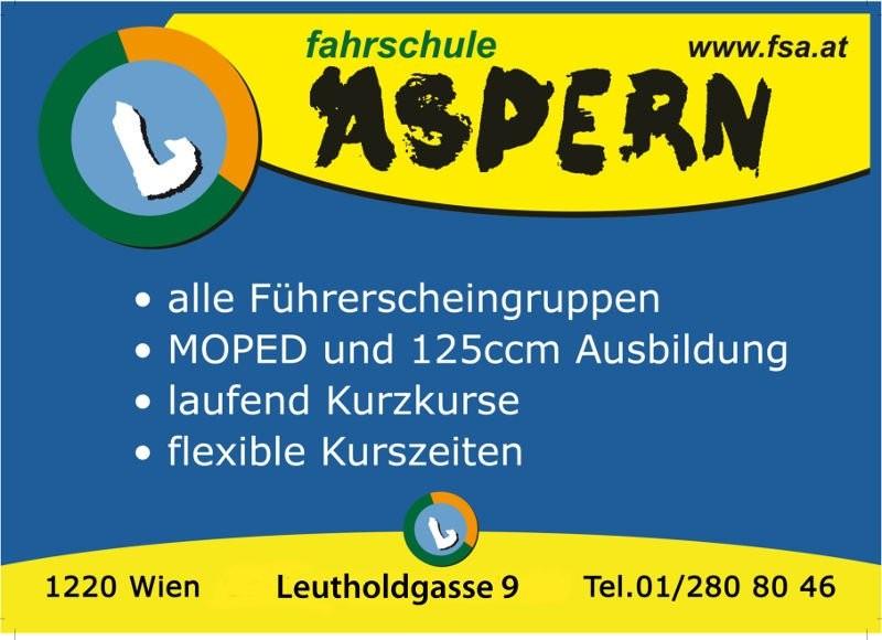 Fahrschule Aspern